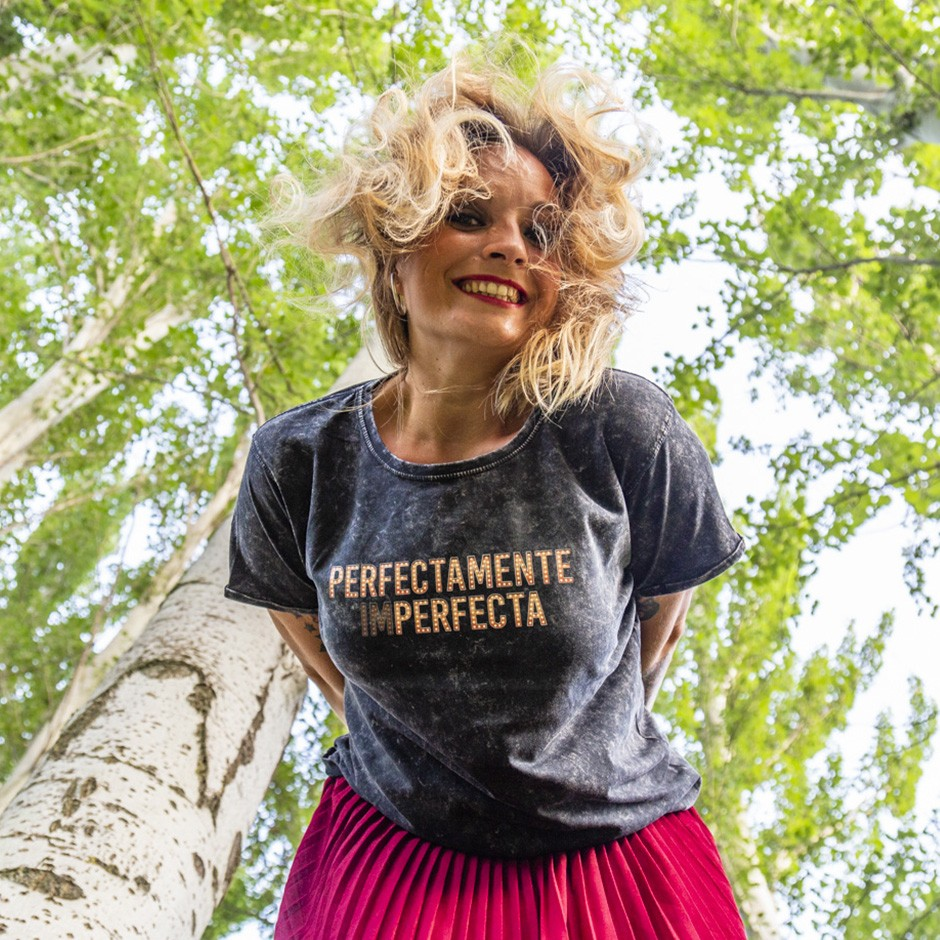 Camiseta Perfectamente Imperfecta